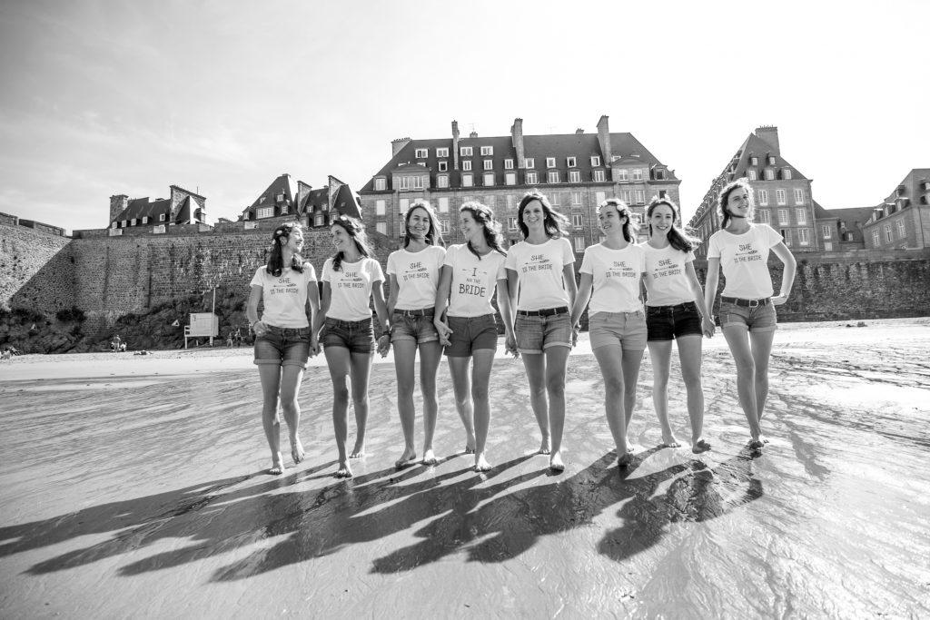 EVJF Photographe Saint-Malo